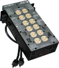 6-Channel Lightronics Dimmer Pack 1.2kW
