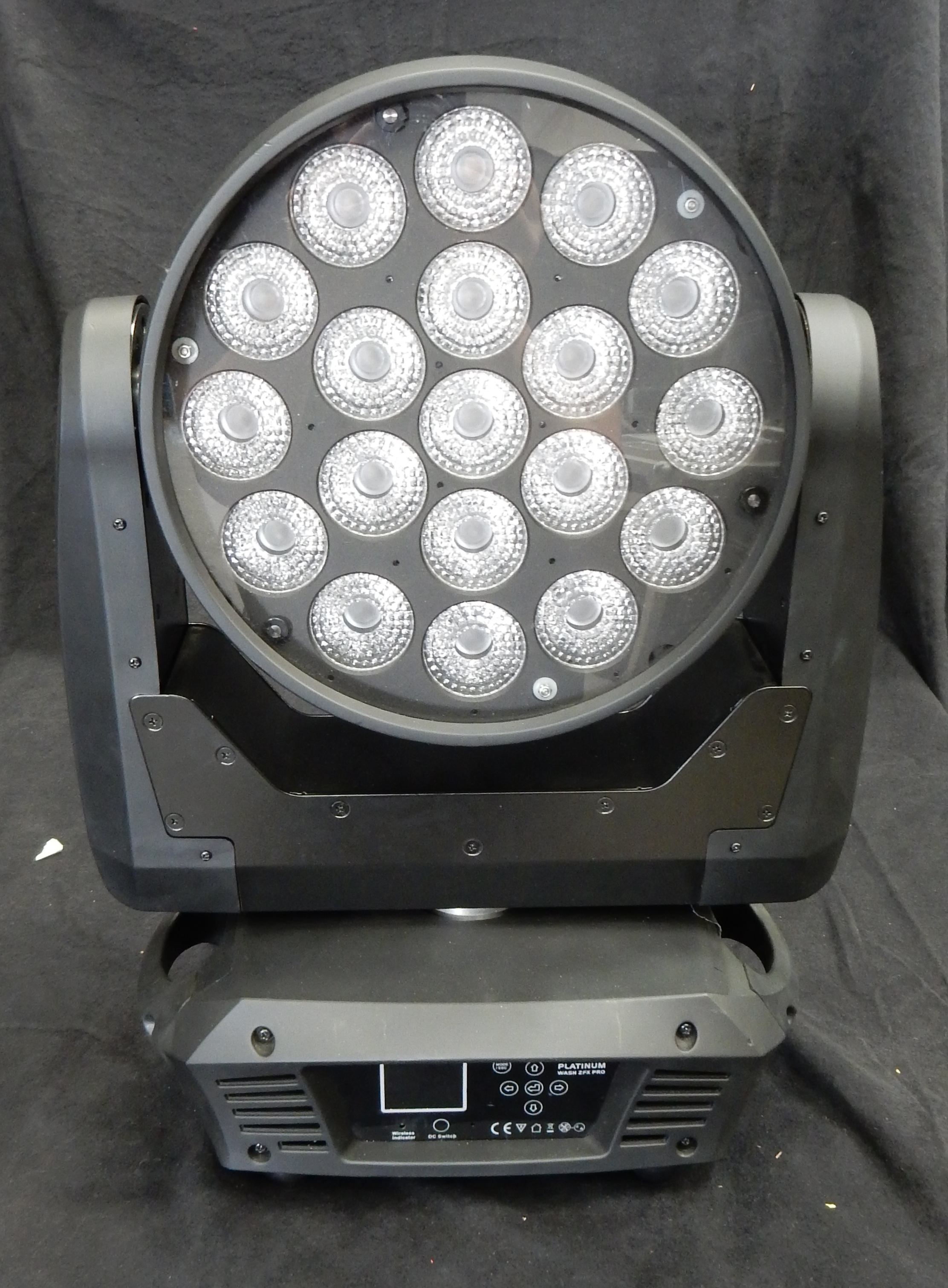 Elation Platinum Wash ZFX Moving LED- 14 Available